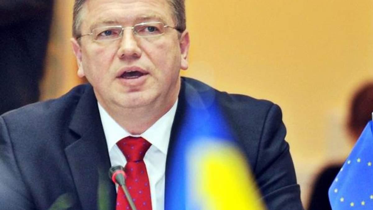 Мы должны начинать говорить о ЗСТ между Евросоюзом и Таможенным союзом, — Фюле