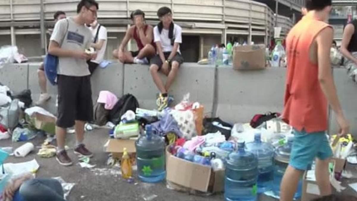 Через протести у Гонконгу Китай заблокував соціальну мережу Instagram
