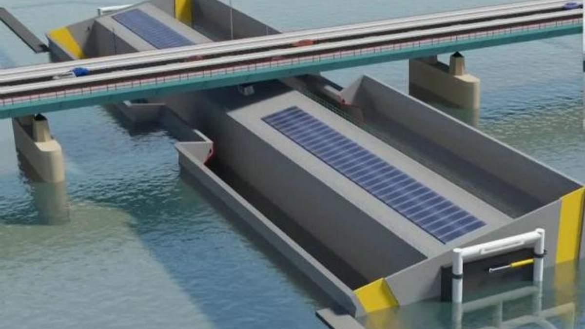 Альтернатива розвідним мостам, кардіобраслет та 3D-друковані музичні інструменти