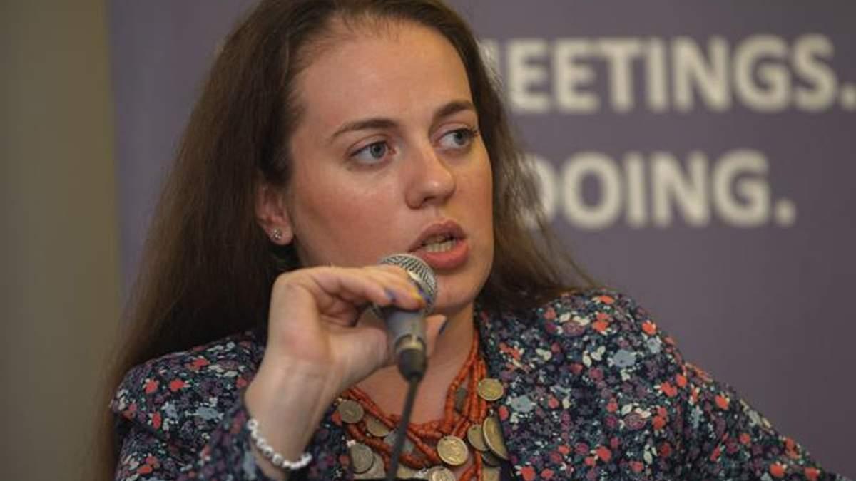 Бойцы АТО рассказали о помощи кандидата от Народного фронта Елены Масориной