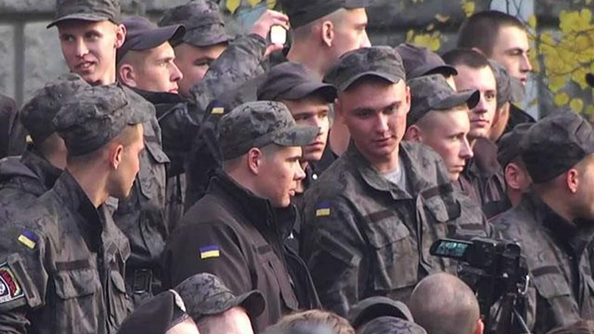 """Мережеві жертви ФСБ: Нацгвардія попала """"під роздачу"""""""