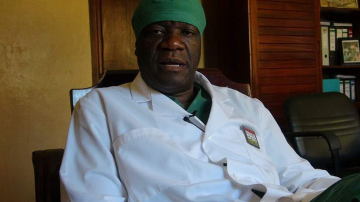 Премію імені Сахарова отримав конголезький лікар