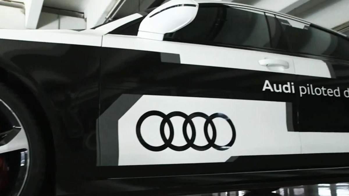 Audi сконструировала самый быстрый в мире самоуправляемый автомобиль на базе модели RS7.