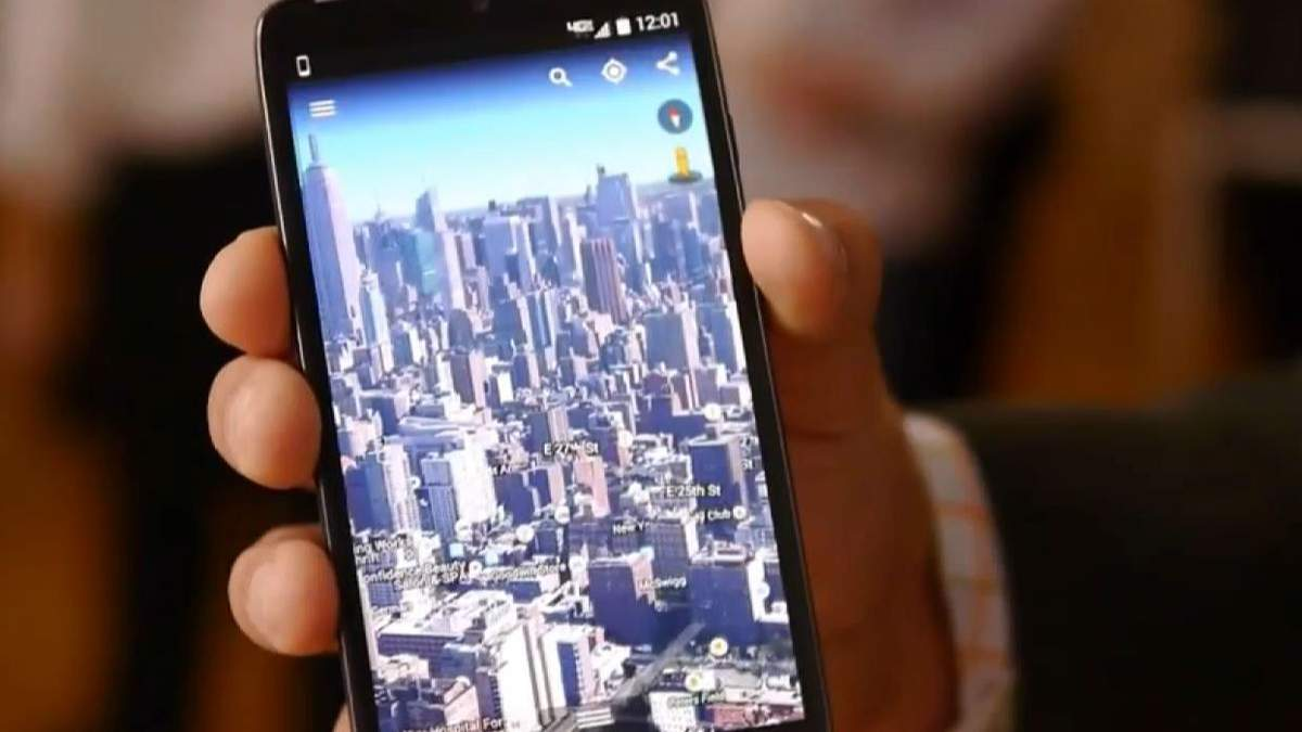 Motorola представила один з найпотужніших смартфонів у світі