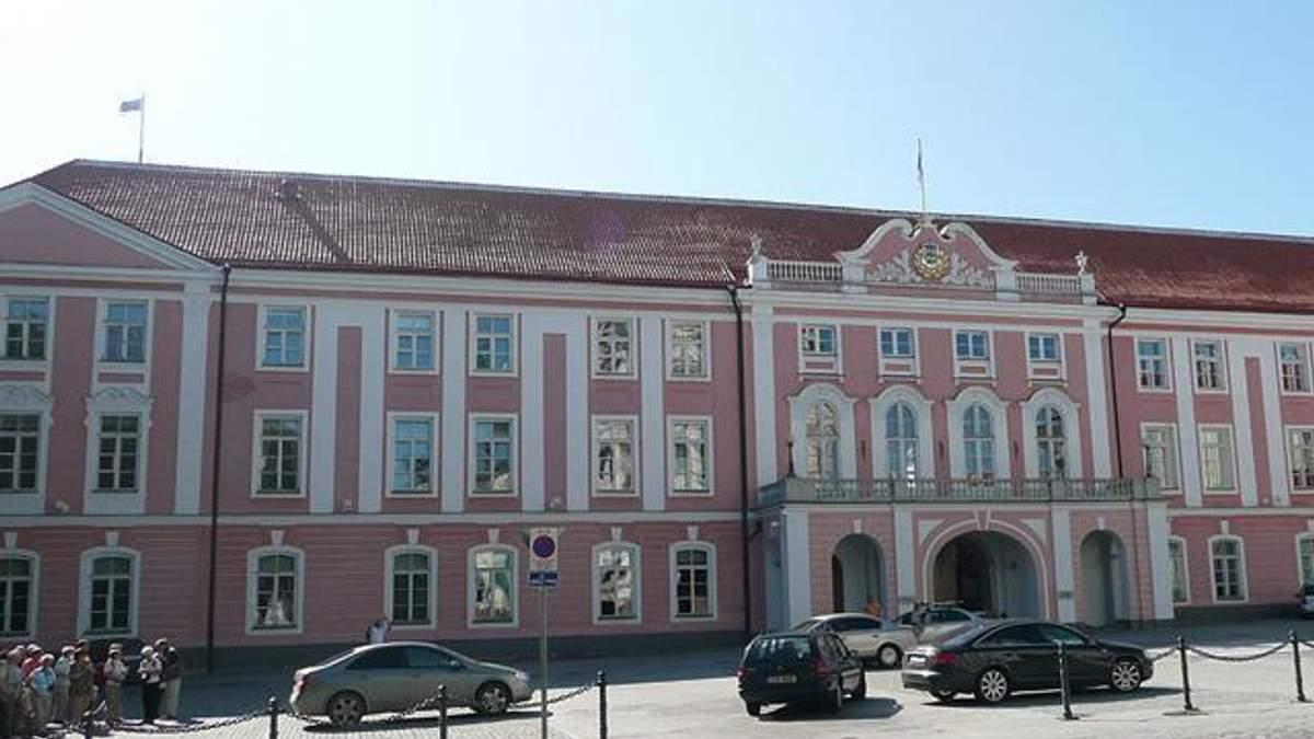 Парламент Естонії