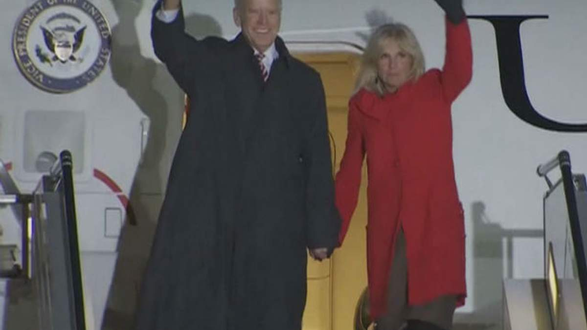 Що робив віце-президент США Байден в Україні