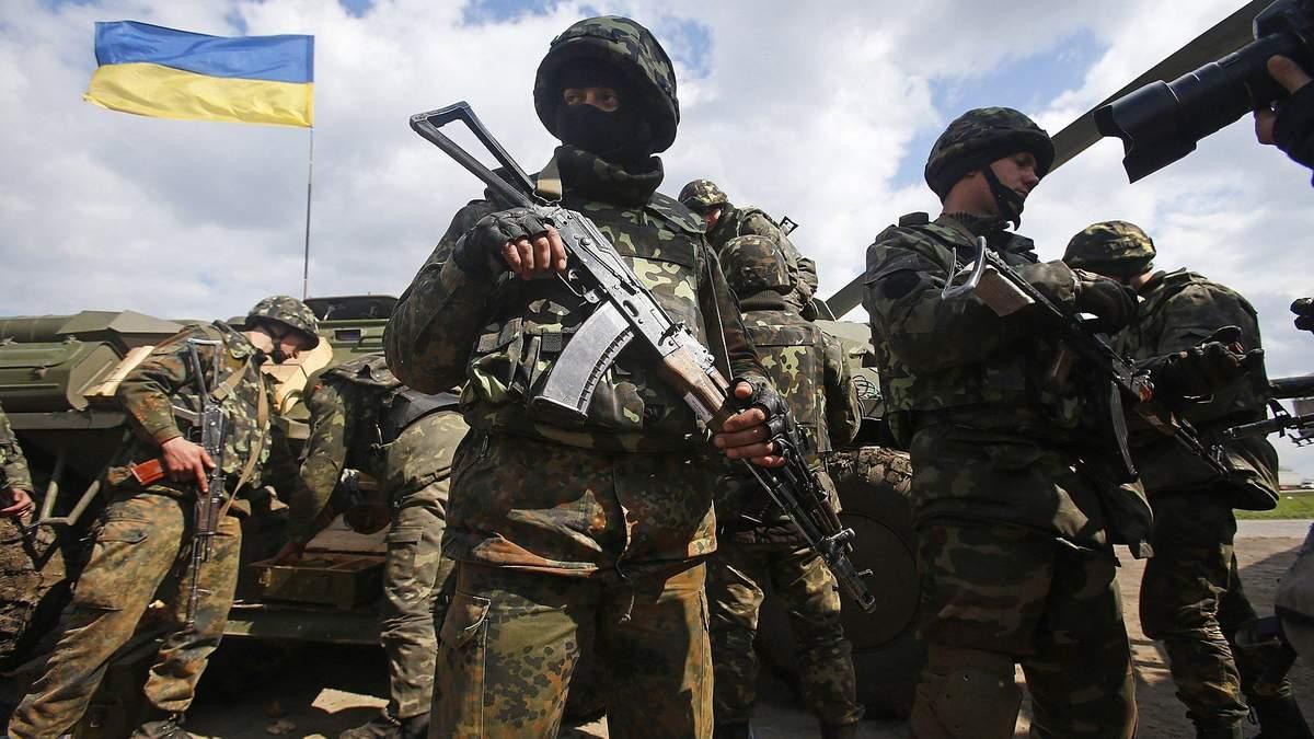 Украинские военные нанесли более 80 ударов по позициям боевиков