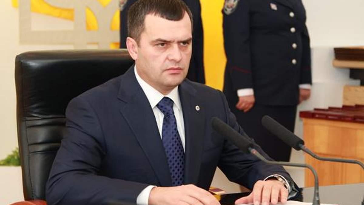 ГПУ подозревает Захарченко в похищении секретаря митрополита Владимира