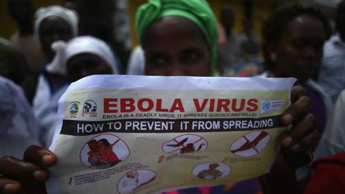 Кількість жертв Еболи у світі перевищила 5,6 тис осіб