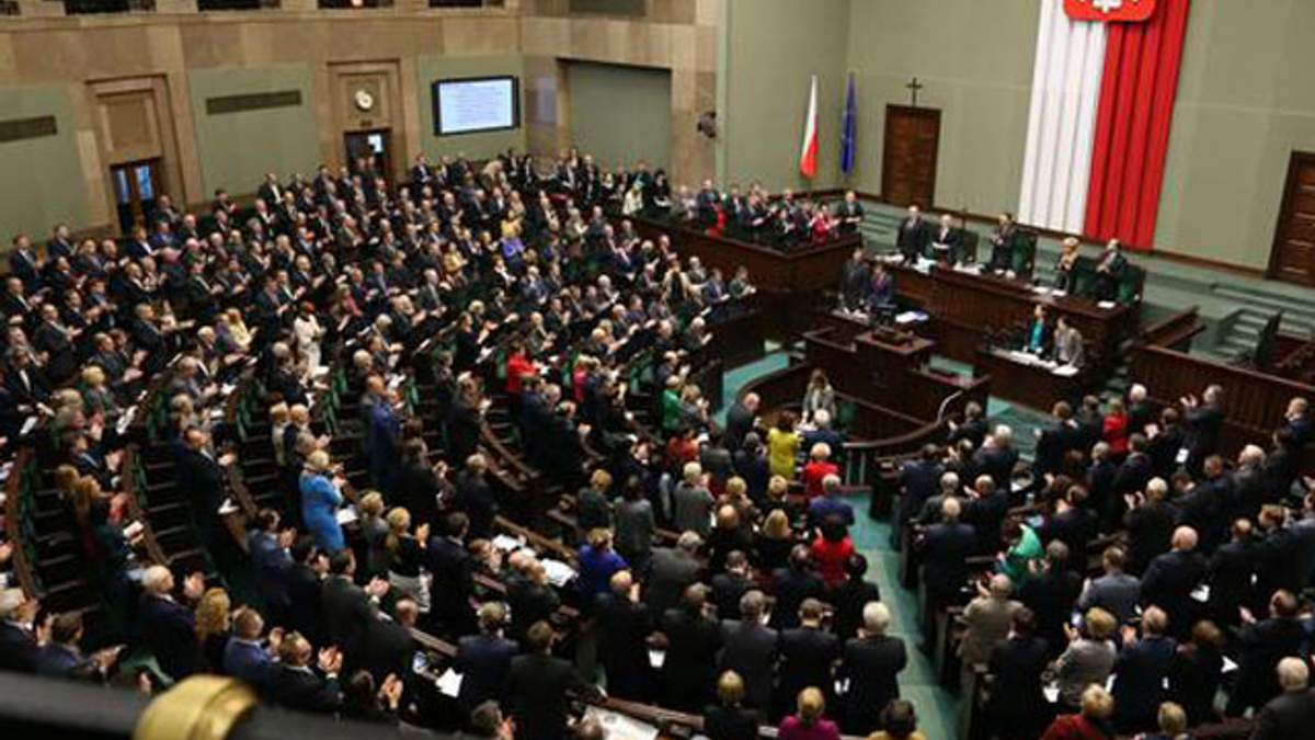 Польський сейм ратифікував Угоду України та ЄС