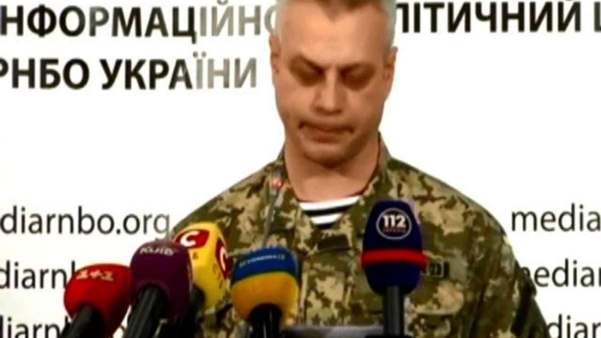 На Донбассе продолжается ротация военнослужащих РФ