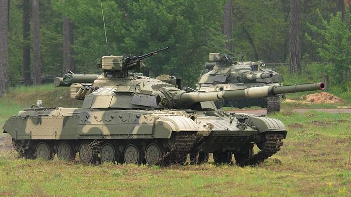 """""""Укроборонпром"""" передал первую партию танков Т-64 министерству обороны"""