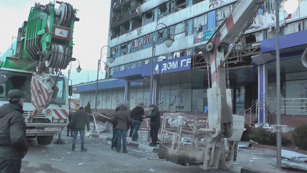 Атака на Грозний: чи відкрила Чечня другий фронт для Росії?