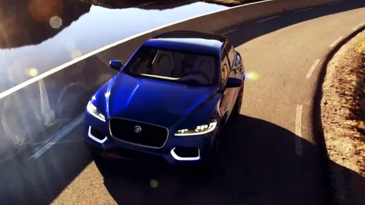Jaguar випустить у 2015 році свій перший спортивний кросовер