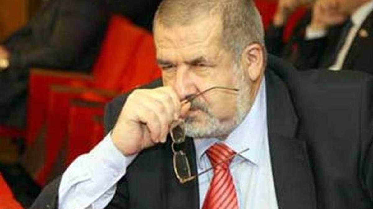 Переслідування кримських татар - путінські стандарти громадського життя РФ, — Чубаров