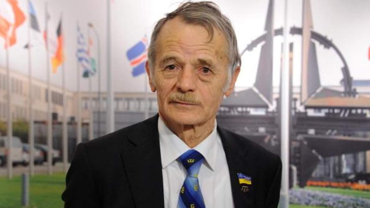 Окупанти пояснили Джемілєву, за якої умови його пустять у Крим