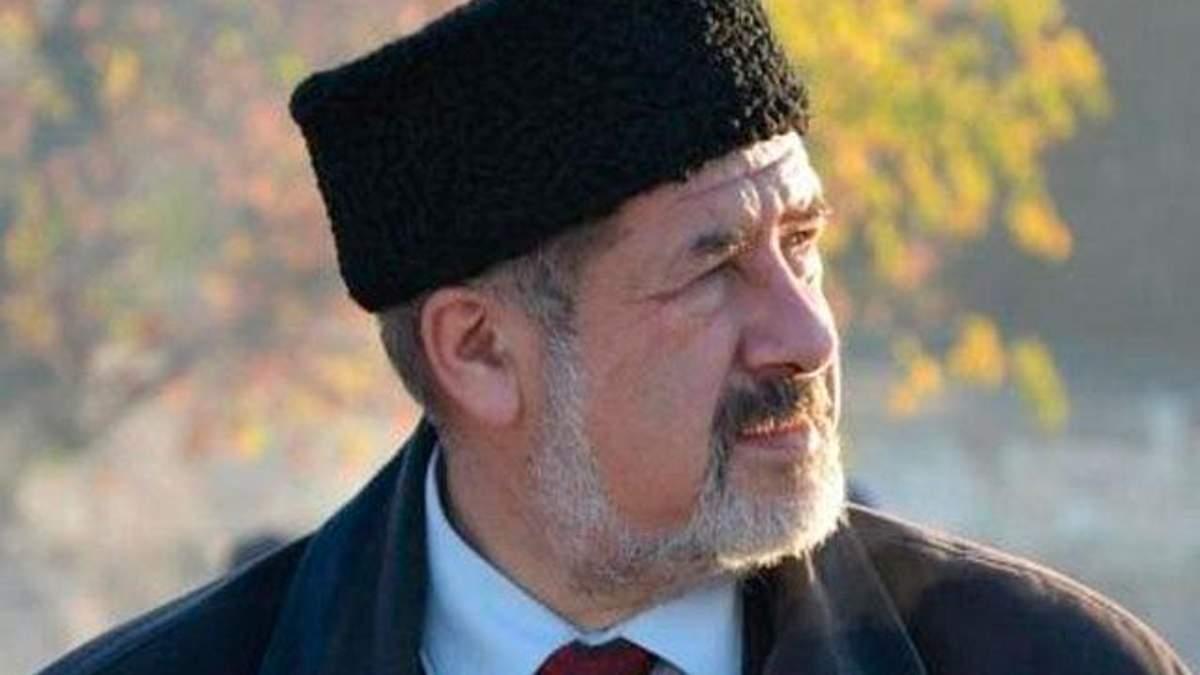Крим повернеться до України без війни, — Чубаров