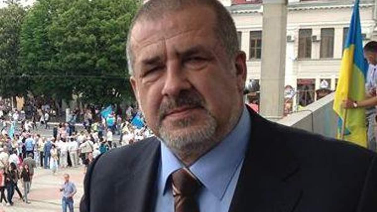 Рефат Чубаров відповів на заяву Жиріновського щодо Криму