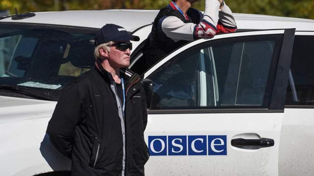 ОБСЄ хоче, щоб українські військові і терористи пішли з донецького аеропорту