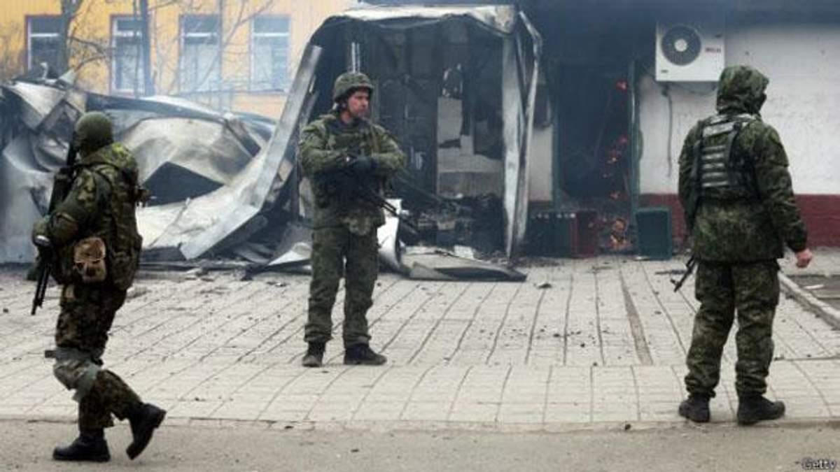 Міліція встановила особи ще п'яти жертв обстрілу Маріуполя