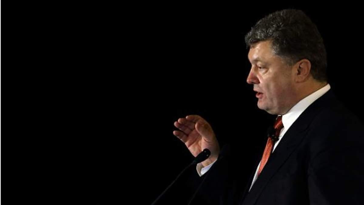 Донбасу потрібна гуманітарна допомога, а не російські конвої із зброєю, — Порошенко