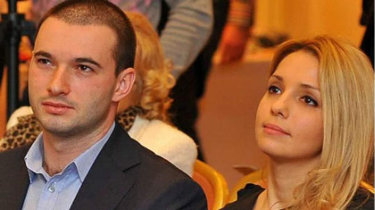 Євгенія Тимошенко та Артур Чечоткін