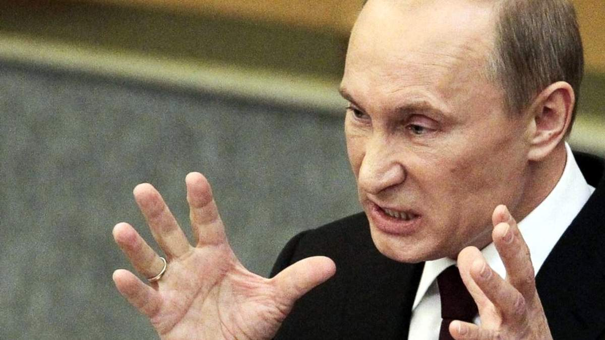 Путин воюет с Украиной — мстит за подельника Януковича