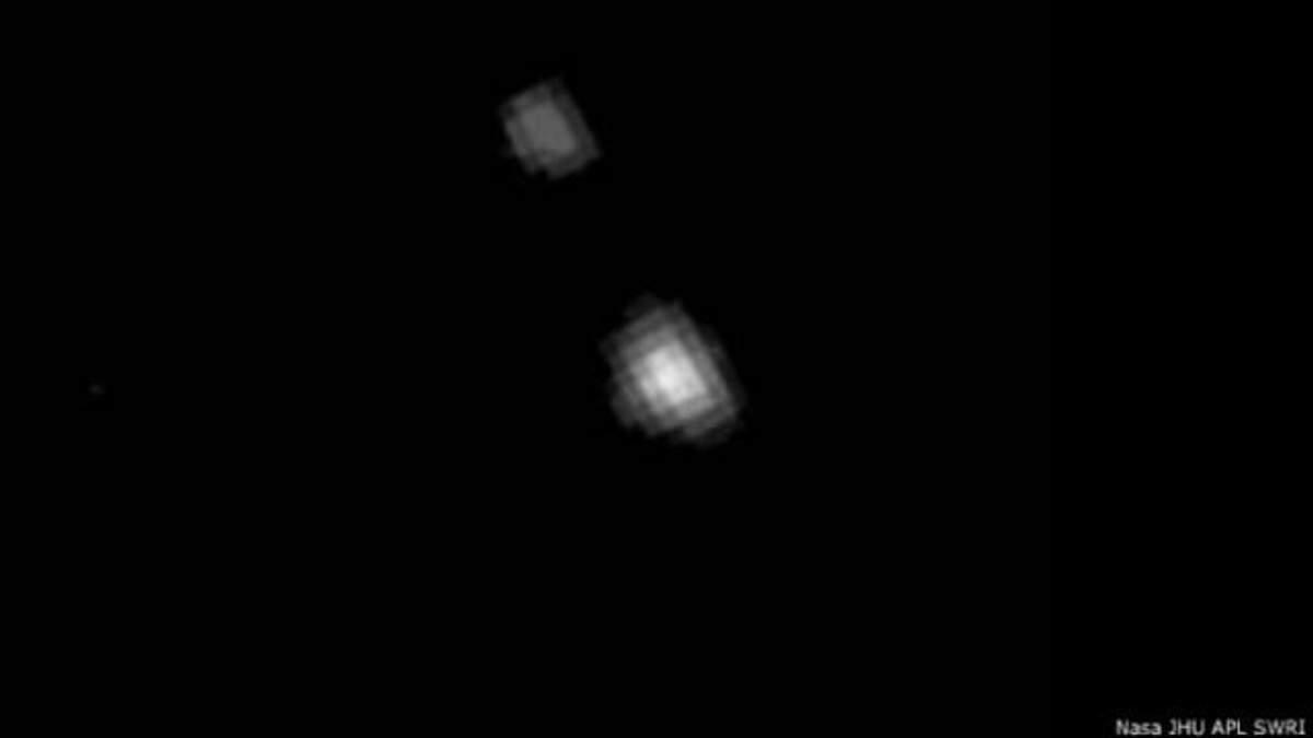 Космический зонд сделал самые высококачественные фото Плутона