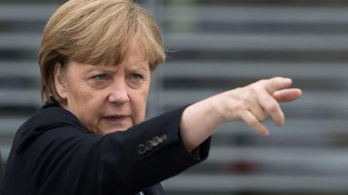 """Ультиматум Меркель, или Самый страшный враг России — """"Генерал Время"""""""