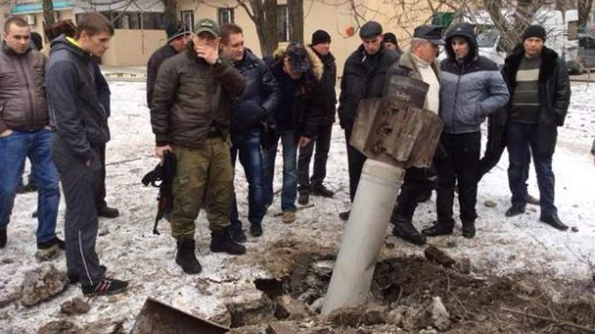 Краматорск обстреляли из подконтрольной боевикам Горловки, — Донецкая ОГА