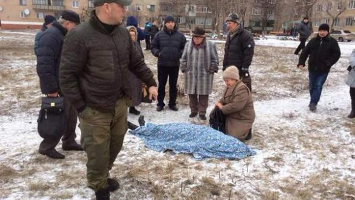В Краматорске возросло число жертв и пострадавших в результате обстрела террористами