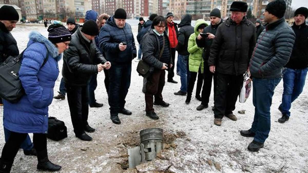 Обстрел Краматорска ставит под угрозу переговоры в Минске, — ОБСЕ