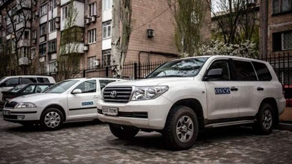 В ОБСЕ назвали направление, с которого обстреляли Краматорск