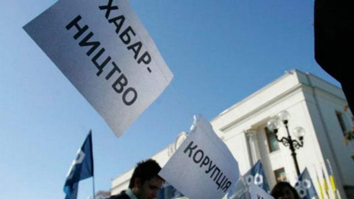 Протест проти корупції