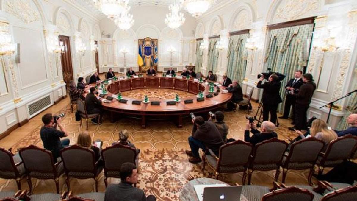 Оприлюднено список кандидатів на посаду голови Антикорупційного бюро