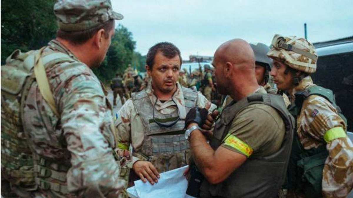 Добровольчі батальйони створять координаційний штаб, — Семенченко