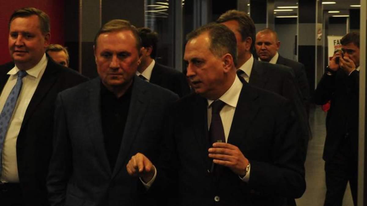 Борис Колесников и Александр Ефремов