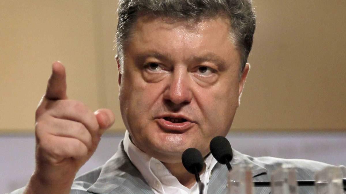 """Заявление Порошенко по Дебальцево. Тезисы и """"злые"""" вопросы президенту"""