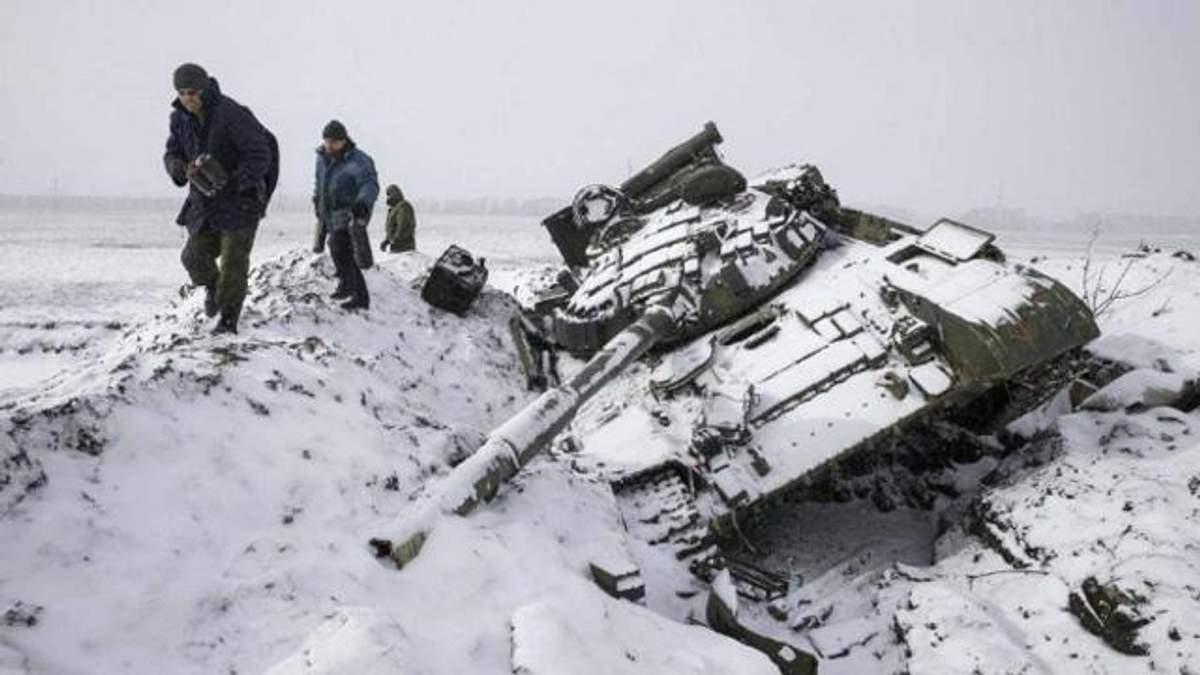 В Дебальцево погибли 22 бойцов, более 150 ранены, — Генштаб