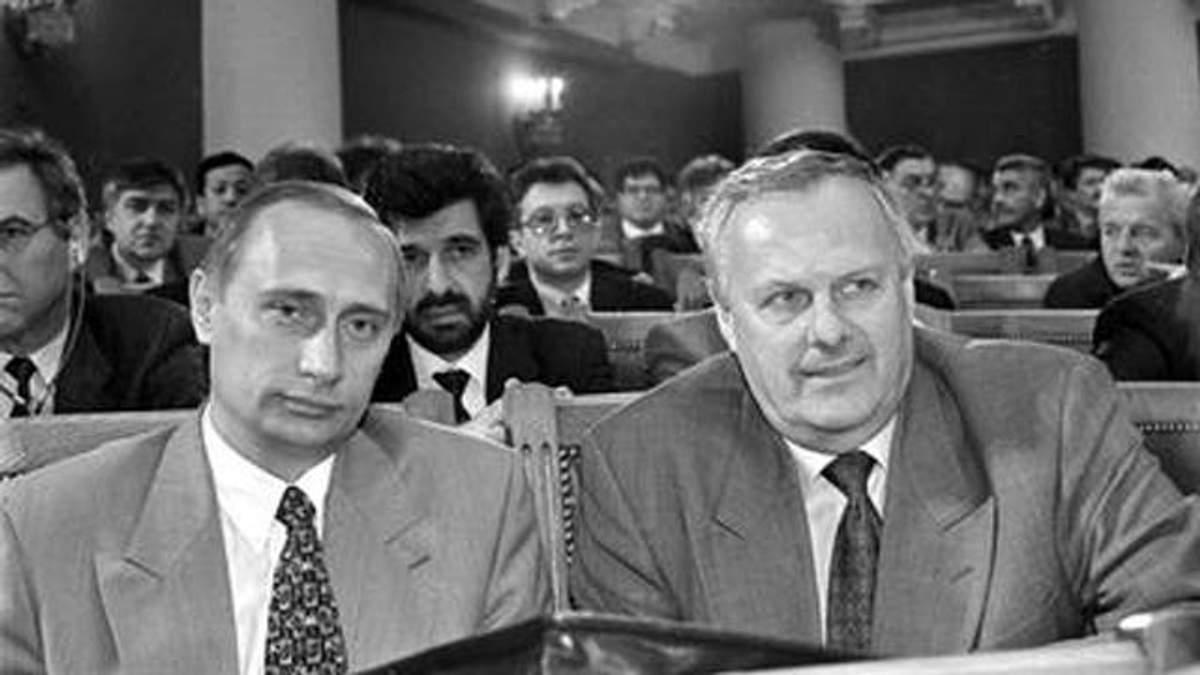Смерть или убийство? 15 лет назад ушел из жизни наставник Путина — Анатолий Собчак