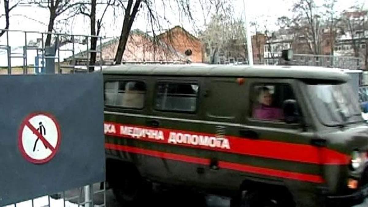 В Харьков доставили более 70 раненых бойцов