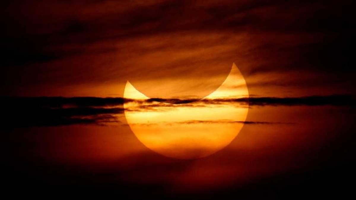 У березні в Україні спостерігатиметься сонячне затемнення