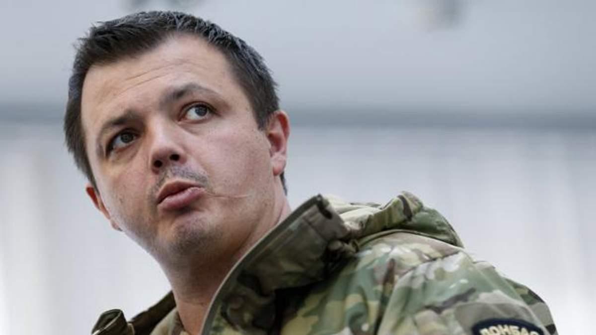 """Семенченко остается комбатом, Facebook-страницу """"Донбасса"""" сломали, — пресс-секретарь депутата"""