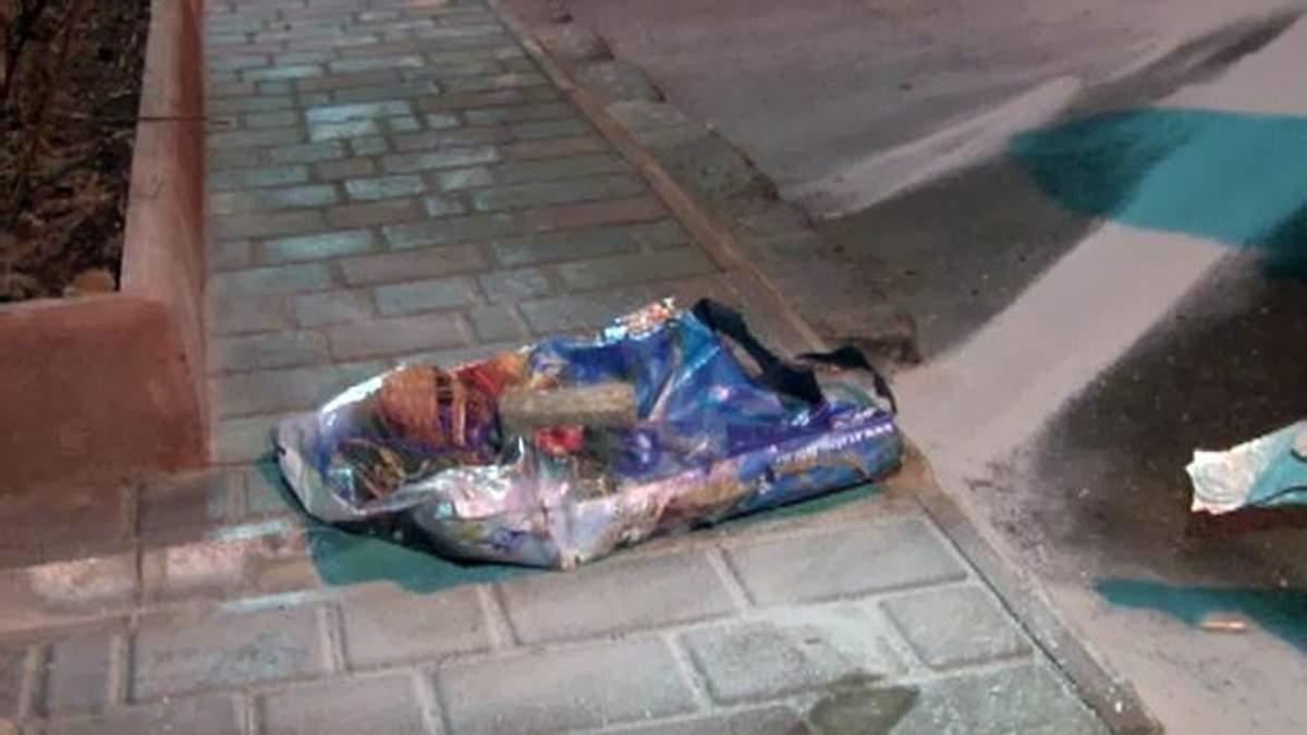 Під рестораном в Одесі знайшли пакет з вибухівкою
