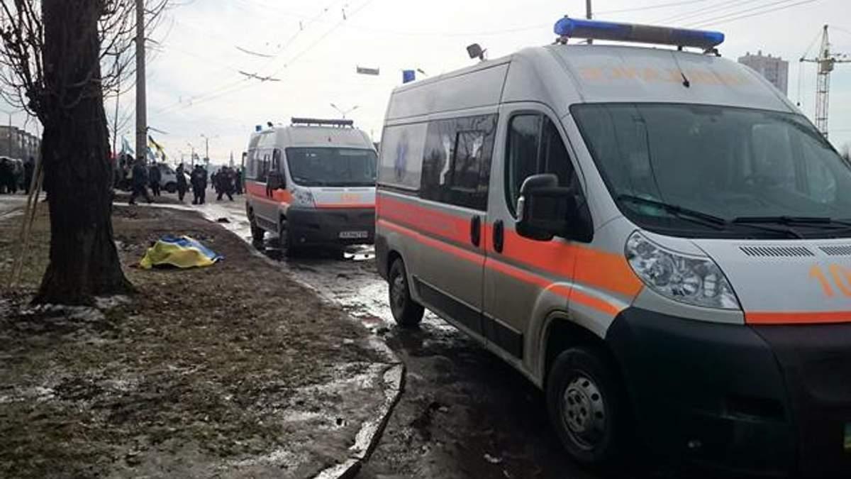 В Харькове началась антитеррористическая операция