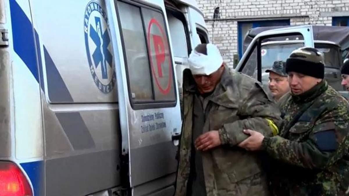 На Донеччині в епіцентрі подій запрацював мобільний шпиталь