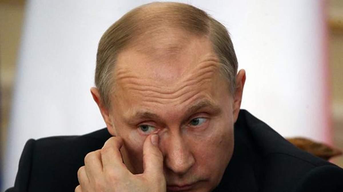 Криваві руки Путіна: як зникає російська еліта