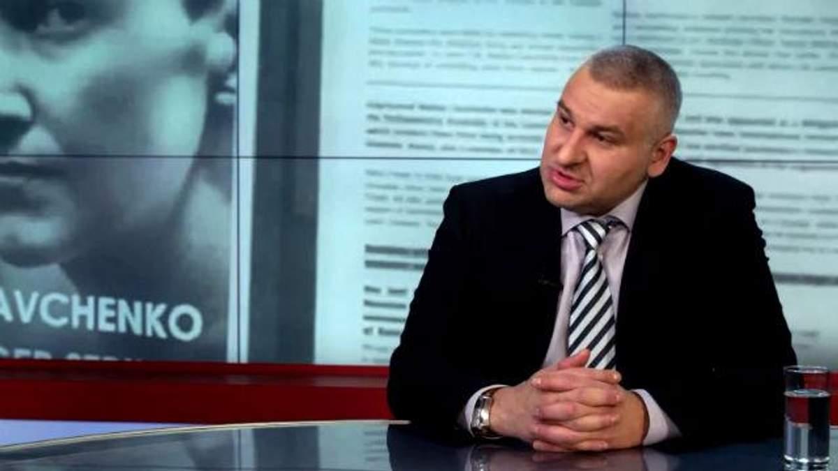 Путін ще благатиме, щоб його відправили в Європейський Суд, — Фейгін