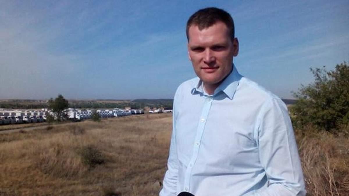 В Крыму задержали польского журналиста