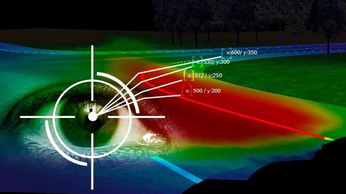 Opel створила технологію управління фарами з допомогою очей